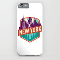 iPhone & iPod Case featuring NewYork by Fedi