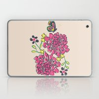 budding love Laptop & iPad Skin