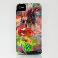 iPhone Cases featuring Lyka by Archan Nair
