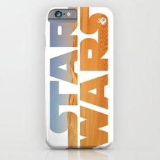 The Desert Planet of Jakku iPhone 6s Slim Case