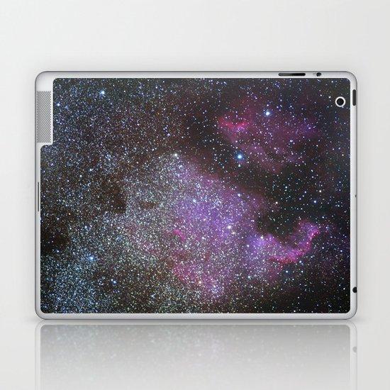 North America Nebula and Pelican Nebula Laptop & iPad Skin