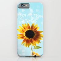you are my sunshine iPhone 6 Slim Case