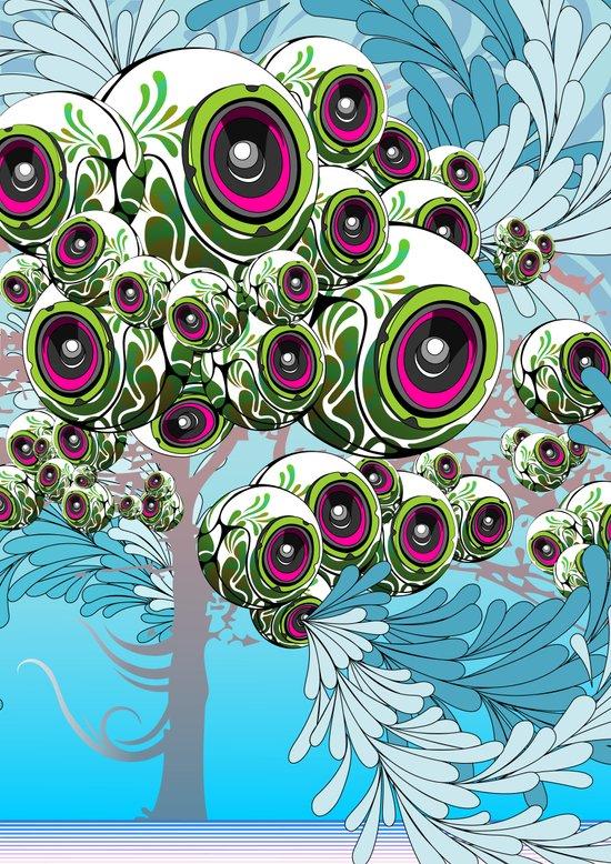 Apples for Ears Art Print