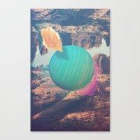 51 Pegasi B Canvas Print