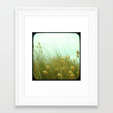 Whispers in the Breeze Framed Art Print