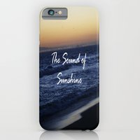 The Sound of Sunshine iPhone 6 Slim Case