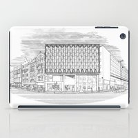 Oxford Street iPad Case