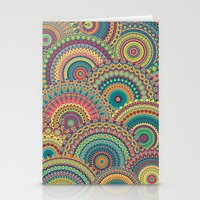 Millefiori Mandala Stationery Cards