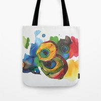 Colorful fish 3 Tote Bag