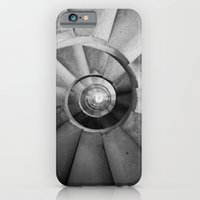 iPhone & iPod Case featuring La Sagrada Familia Spiral Staircase by deepak sobti | Photography