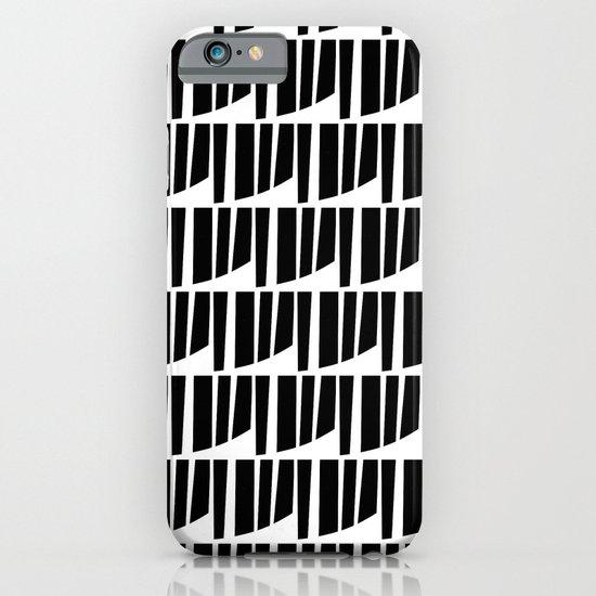 Westfranke Black & White Pattern iPhone & iPod Case