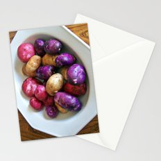 Colorful Harvest Stationery Cards