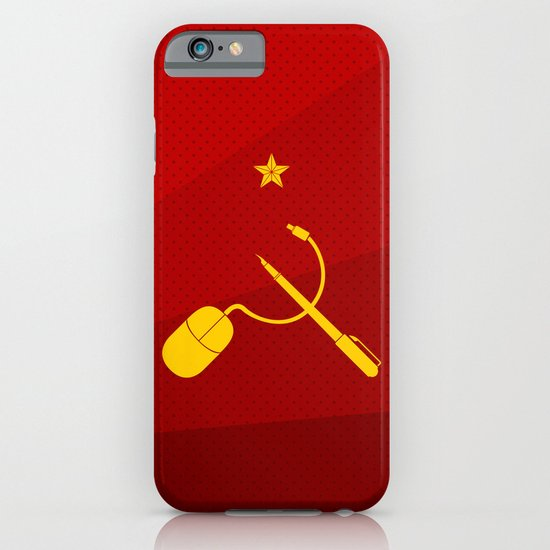 Copyism iPhone & iPod Case