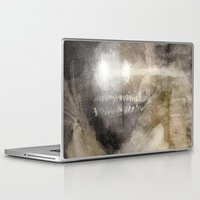 monster Laptop & iPad Skins featuring Monster by David Finley