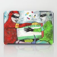 Pills iPad Case