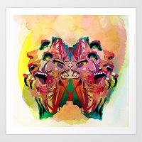 anatomy290914 Art Print