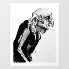 Kreacher Art Print