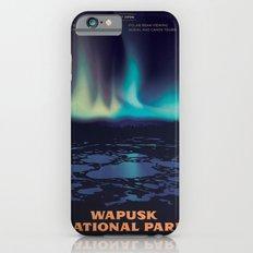 Wapusk National Park Poster iPhone 6 Slim Case