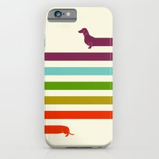 (Very) Long Dachshund iPhone 6 Slim Case