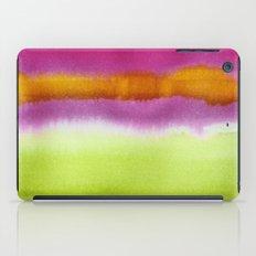 Popsicle- watermelon, cherry, orange iPad Case