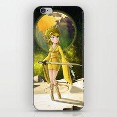 Moon Princess iPhone & iPod Skin