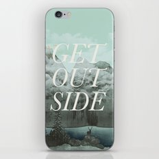 Get Outside iPhone & iPod Skin