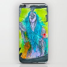 She Will Destroy You iPhone & iPod Skin
