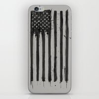Old Glory iPhone & iPod Skin