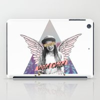 Wild Child iPad Case