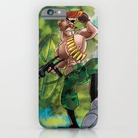 iPhone & iPod Case featuring Going Commando by murdead
