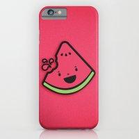 WATERMELON! iPhone 6 Slim Case