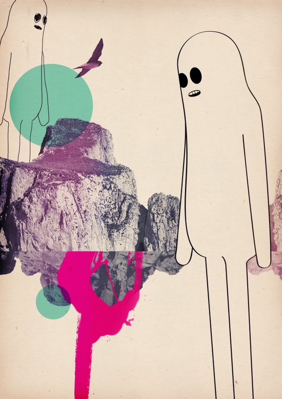 spy_lungone Art Print
