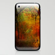 Promises Of A Fall Past iPhone & iPod Skin