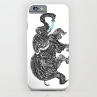 iPhone & iPod Case featuring Elefante by Sonia B
