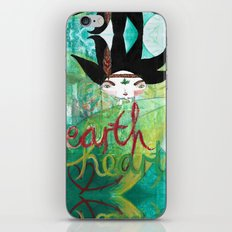 Eart(H)eart iPhone & iPod Skin