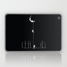 Reach For The Moon Laptop & iPad Skin
