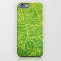 iPhone Cases featuring Leaves by Arcturus