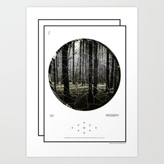 Photography (Spanish) Art Print