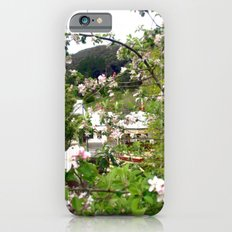 Behind the Flowers! Slim Case iPhone 6s