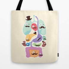 Gentlemen Organs Tote Bag