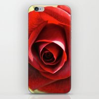 Red Hot iPhone & iPod Skin