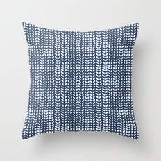 Chevrons Throw Pillow