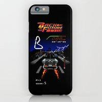 iPhone & iPod Case featuring Back to the Videogame by Vó Maria
