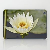 Lotus Flower iPad Case