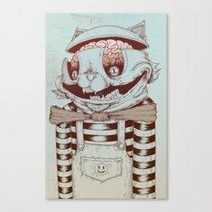 Kitty Fun Canvas Print