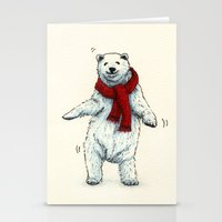 The Polar Bears Wish You… Stationery Cards