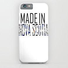 Made in Nova Scotia iPhone 6s Slim Case