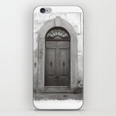 Rome Door 1 iPhone & iPod Skin