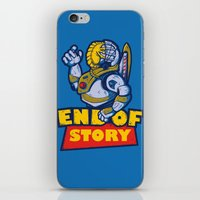 END OF STORY iPhone & iPod Skin