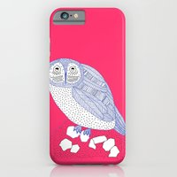 Just Another Owl iPhone 6 Slim Case